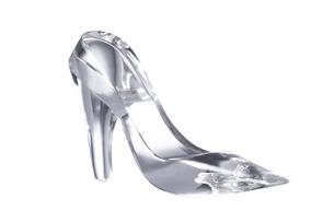 ガラスの靴の写真素材 [FYI00186845]
