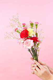 花束の写真素材 [FYI00186847]