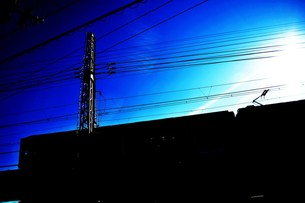 blue trainの素材 [FYI00186867]