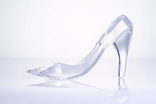 ガラスの靴の写真素材 [FYI00186869]