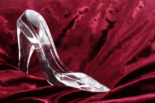 ガラスの靴の写真素材 [FYI00186878]