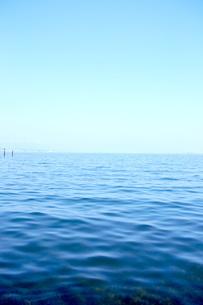 湖と空の素材 [FYI00186882]