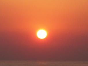 夕日の素材 [FYI00186889]