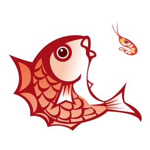 海老と鯛の写真素材 [FYI00187491]