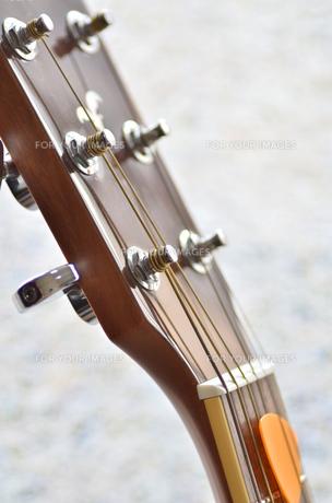 ギターの写真素材 [FYI00187843]