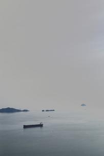 尾道の高見山からの展望の写真素材 [FYI00187874]