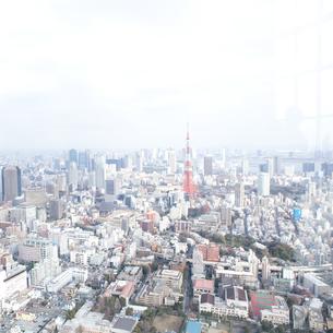 東京タワーの写真素材 [FYI00187893]
