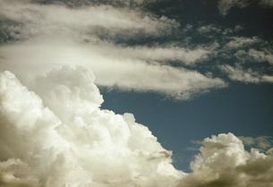 空と雲の写真素材 [FYI00188240]