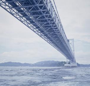 大鳴門橋の写真素材 [FYI00188262]