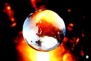 地球 温暖化の写真素材 [FYI00188365]