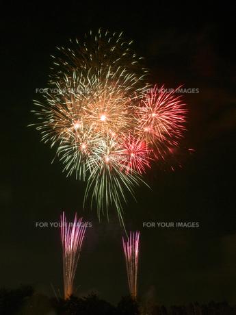 花火の写真素材 [FYI00188375]