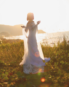花嫁の写真素材 [FYI00188529]