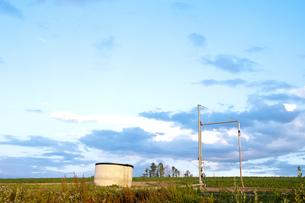 給水場の写真素材 [FYI00188765]