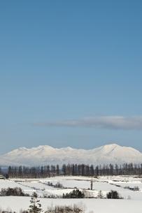 冬山の写真素材 [FYI00188798]
