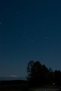 オリオン座の写真素材 [FYI00189082]