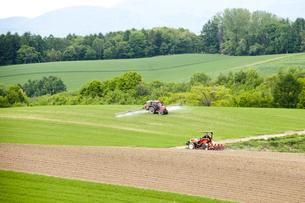 農作業の写真素材 [FYI00189203]