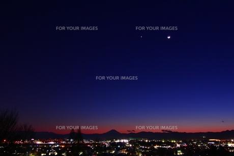 富士山の写真素材 [FYI00189830]