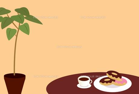 カフェの素材 [FYI00189852]