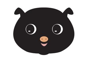 黒豚の素材 [FYI00189869]
