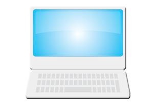 ノートパソコンの素材 [FYI00189882]