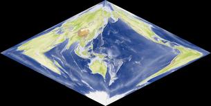 世界地図の写真素材 [FYI00190068]