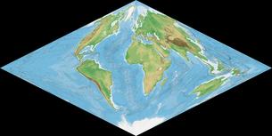 世界地図の写真素材 [FYI00190070]