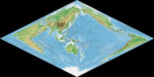 世界地図の写真素材 [FYI00190071]