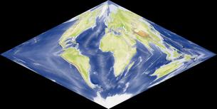世界地図の写真素材 [FYI00190073]