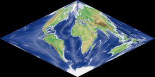 世界地図の写真素材 [FYI00190076]