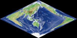世界地図の写真素材 [FYI00190079]