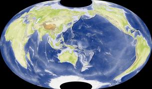 世界地図の写真素材 [FYI00190163]