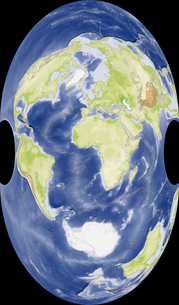 世界地図の写真素材 [FYI00190165]