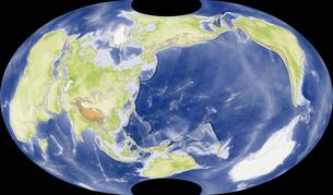 世界地図の写真素材 [FYI00190177]
