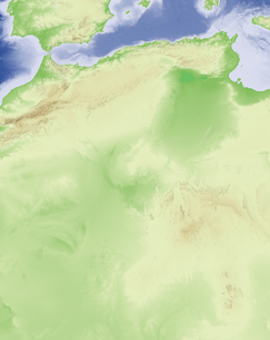 アルジェリアの写真素材 [FYI00190224]