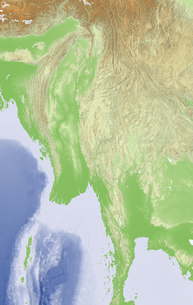 ミャンマーの写真素材 [FYI00190283]