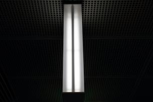 直線的な照明の写真素材 [FYI00190552]