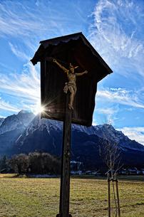 キリスト像の写真素材 [FYI00190700]