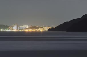 福岡の夜景と能古島の素材 [FYI00191154]