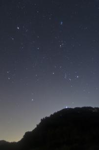 冬のダイヤモンドの写真素材 [FYI00191167]