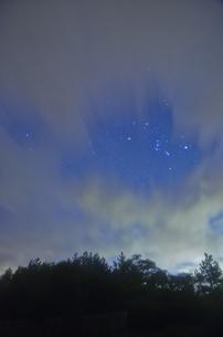 雲間のオリオン座の素材 [FYI00191188]