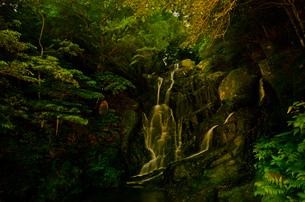 白糸の滝の写真素材 [FYI00191336]