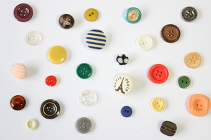 色んなボタンの写真素材 [FYI00191882]