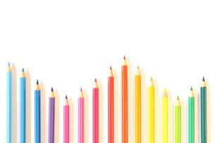 色鉛筆の写真素材 [FYI00191936]