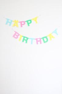 誕生日の写真素材 [FYI00192033]