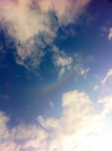 環天頂アークの写真素材 [FYI00192176]