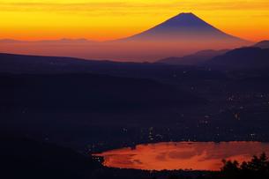 紅富士の写真素材 [FYI00192728]
