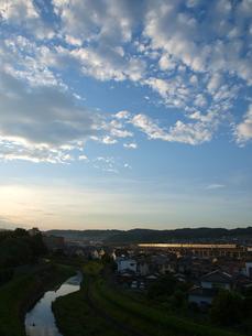 Good morning Hachioji!!の写真素材 [FYI00193065]