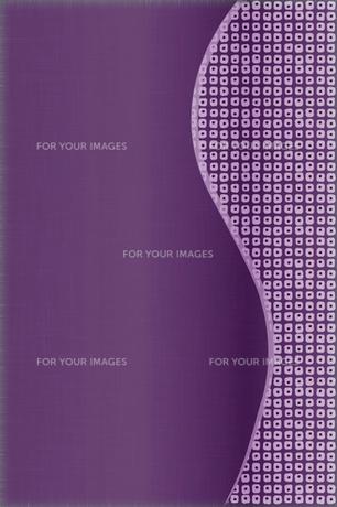 古代紫の古布(着物)と絞り柄の写真素材 [FYI00193124]