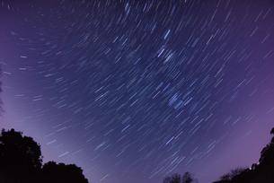 渦巻く星の写真素材 [FYI00193188]