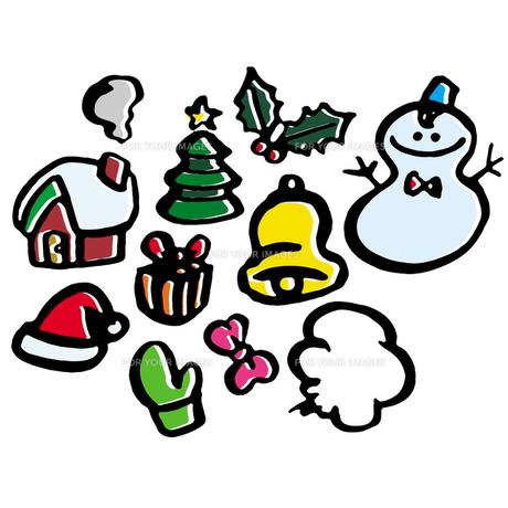 クリスマスの写真素材 [FYI00194009]